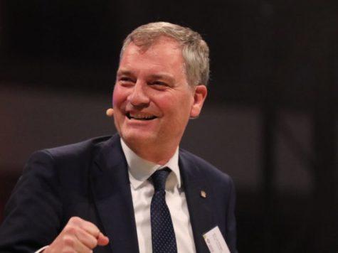 Collegetour voorzitter Eric van Schagen