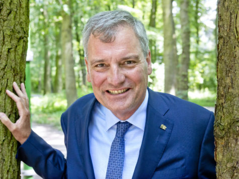 Video: Interview met voorzitter Eric van Schagen