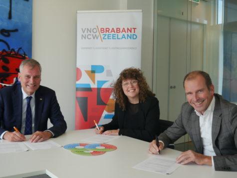 VNO-NCW Brabant Zeeland versterkt zich met nieuwe strategische partners: Treams en ENGIE Services Zuid BV.