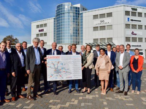 VNO-NCW Brabant Zeeland presenteert verkeersvisie:'Eindhoven de bereikbaarste!'