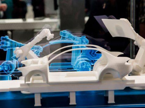 Digital Twinning: de volgende concurrentieslag in de maakindustrie