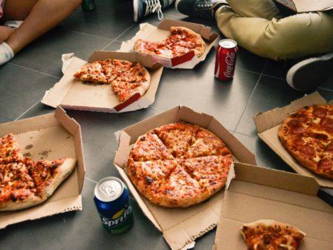 Pizzasessie met Startups