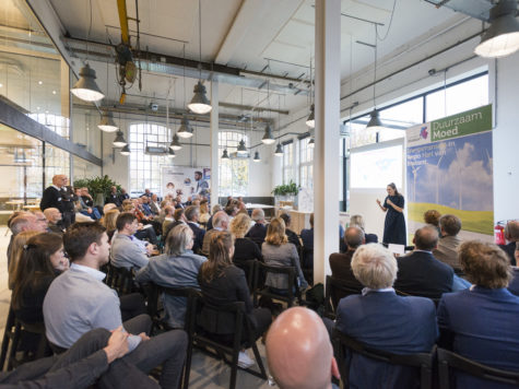 Geslaagd symposium duurzaam ondernemen met uitreiking Groene Pluim