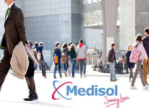 Snelle groeier: Medisol, AED-specialist Europa