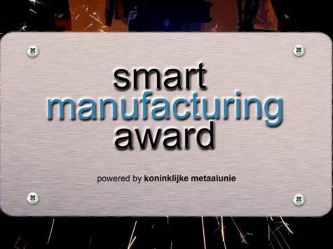 Metafas wint award Koninklijke Metaal Unie