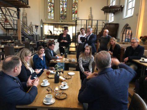 Sociaal ondernemen:  Restaurant Onze Kerk
