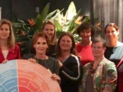Ladies only in gesprek met staatssecretaris Mona Keijzer