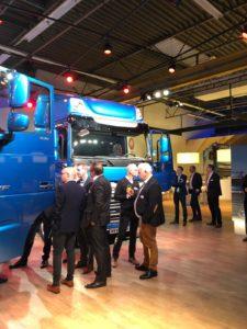 Rondleiding DAF Trucks NV
