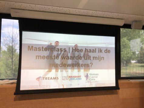 Video: de terugblik van de Masterclass | Hoe haal ik de meeste waarde uit mijn medewerkers?