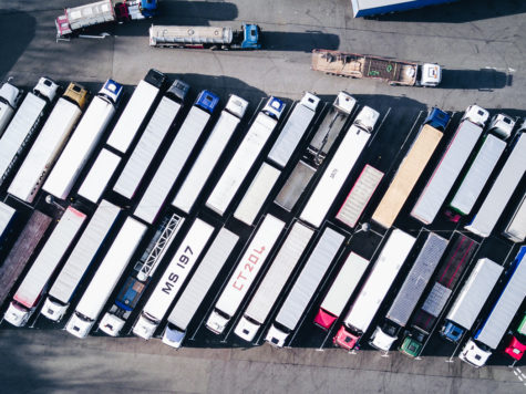 Europese subsidie voor truckparkings