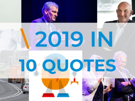 2019 in 10 quotes | Jaaroverzicht