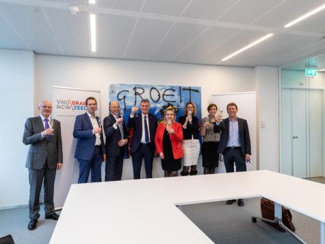 VNO-NCW Brabant Zeeland en Rabobank gaan samenwerken