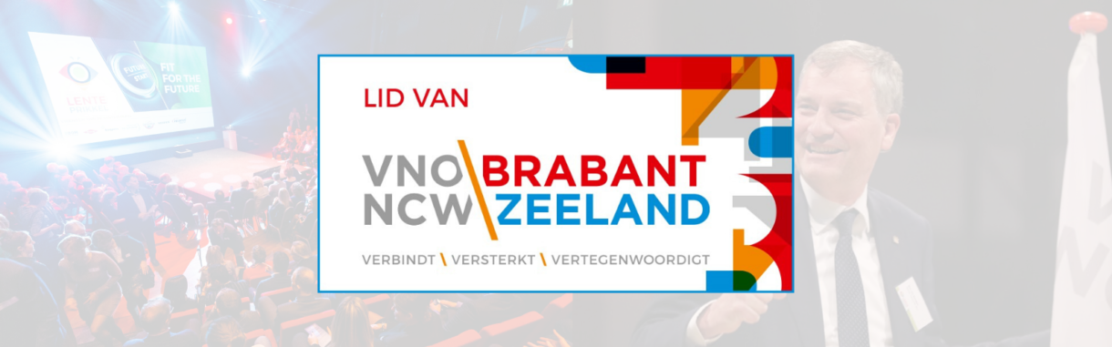 Ben je aangesloten bij VNO-NCW Brabant Zeeland? Laat het zien!