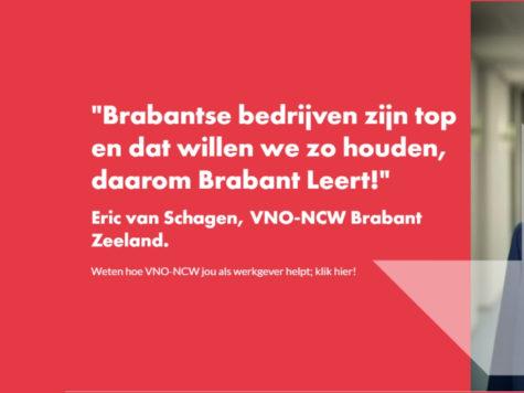 Brabant Leert: Jouw medewerkers up-to-date uit de crisis