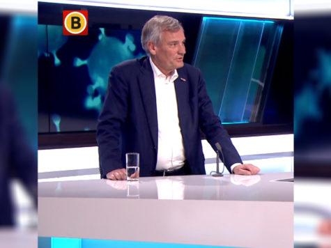 """Eric van Schagen bij Omroep Brabant: """"Deze crisis gaat nog lang nawerken"""""""
