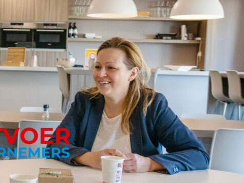 'De business moet wel doorgaan' | Ingrid Leenders – HRM Manager GVT Group of Logistics