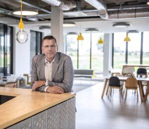 Eroc de Ruijsscher, voorzitter VNO-NCW Zeeland