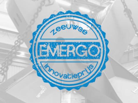Leden VNO-NCW Zeeland genomineerd voor Innovatieprijs Emergo