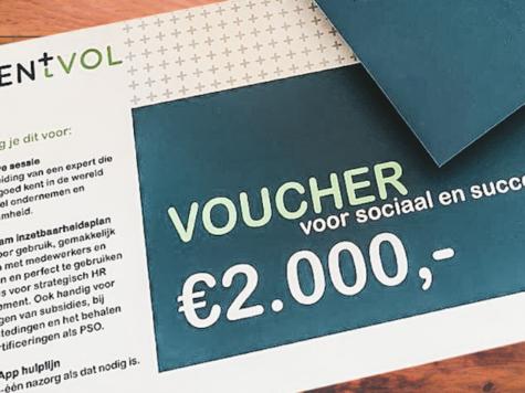 Ontdek wat inclusief ondernemen voor jouw bedrijf kan betekenen met een voucher t.w.v. 2000 euro