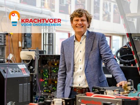 'Richt je op wat er wel kan!' | Pieter van Kalmthout | Hypertherm Europe BV