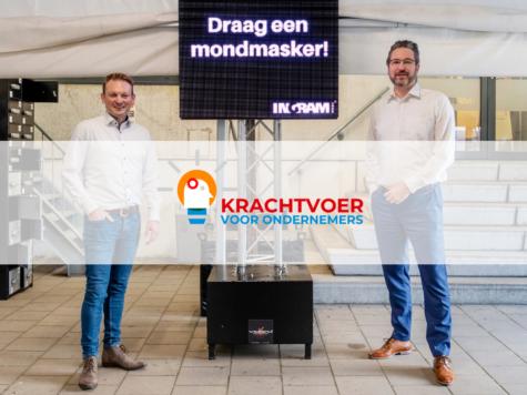 Corona versterkt het samenwerken | Ewout Rijkers en Jaco Knetemann | Vidiled & Ingram Micro eServices