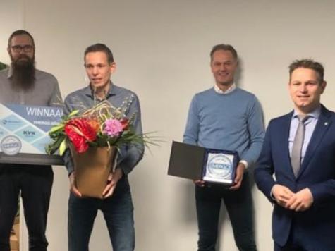 Zeeuws lid HelloContainer  gaat er met de Zeeuwse Innovatieprijs Emergo 2020 vandoor