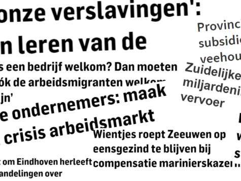 VNO-NCW Brabant Zeeland in de media