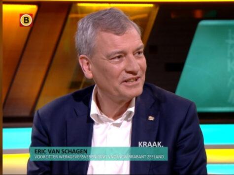 """Eric van Schagen: """"Geen woorden maar daden voor Brabant en Zeeland"""""""