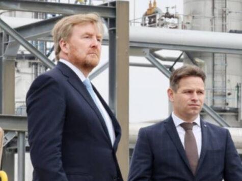 Bezoek Koning Willem-Alexander aan Zeeland