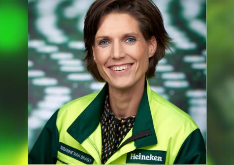 Topvrouwen | Susanne van Bragt – Peters, directeur HEINEKEN Netherlands Supply