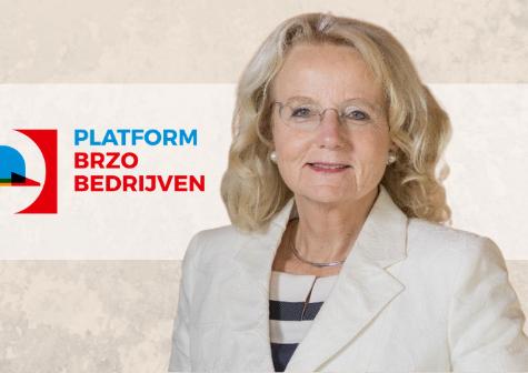 Gedeputeerde Elies Lemkes-Straver te gast bij Platform BRZO bedrijven
