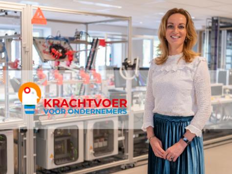 'Wij zetten onze medewerkers op één' | Ellen Vermeer | Hoppenbrouwers