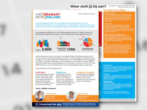 VNO-NCW Midden-Brabant | Programma juli tot en met december