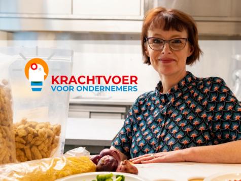 'Doorzetten, samenwerken en nieuwsgierigheid, zijn belangrijker dan een diploma' | Marian Wagemakers | Dalco Food