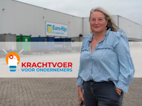 'Je hebt elkaar allemaal nodig' | Peggy Kakebeeke | Euro-Rijn XL Logistics