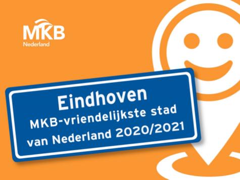 Eindhoven MKB-vriendelijkste stad van Nederland, Terneuzen wint regionale titel in Zeeland