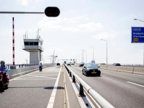 Tevredenheid over oplossing Haringvlietbrug, structurele oplossing Zuid-Nederlandse infra is broodnodig