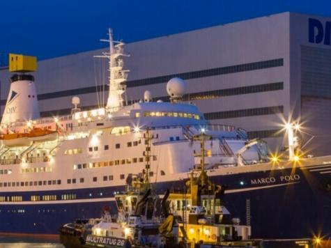 Bedrijfsbezoek Damen Shiprepair Vlissingen
