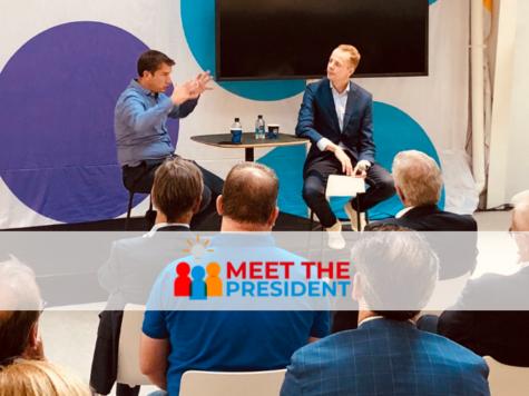 Terugblik: Meet the President met Jeroen van Glabbeek, CEO CM.com