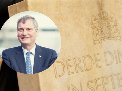 Eric van Schagen, voorzitter VNO-NCW Brabant Zeeland,over beleidsarme Miljoenennota: 'Bedrijfsleven wil aan de slag'