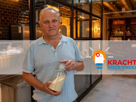 'Krapte op de woningmarkt maakt het lastig om talent aan te trekken.' | Wim de Laat | The Protein Brewery