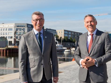 Scheldekwartier Vlissingen: dynamische plek voor bijzondere samenwerking