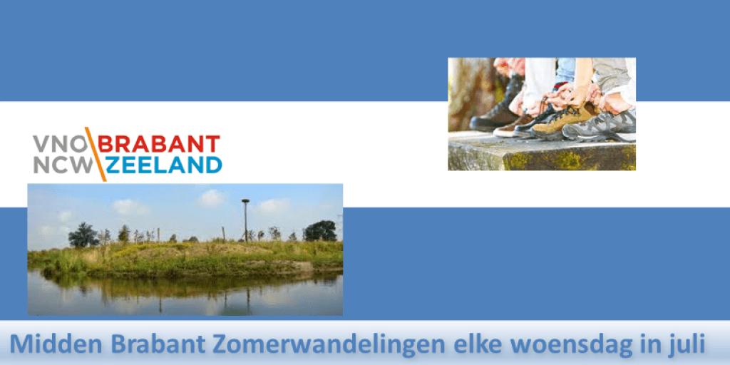 Zomerwandelingen Midden-Brabant 7 juli