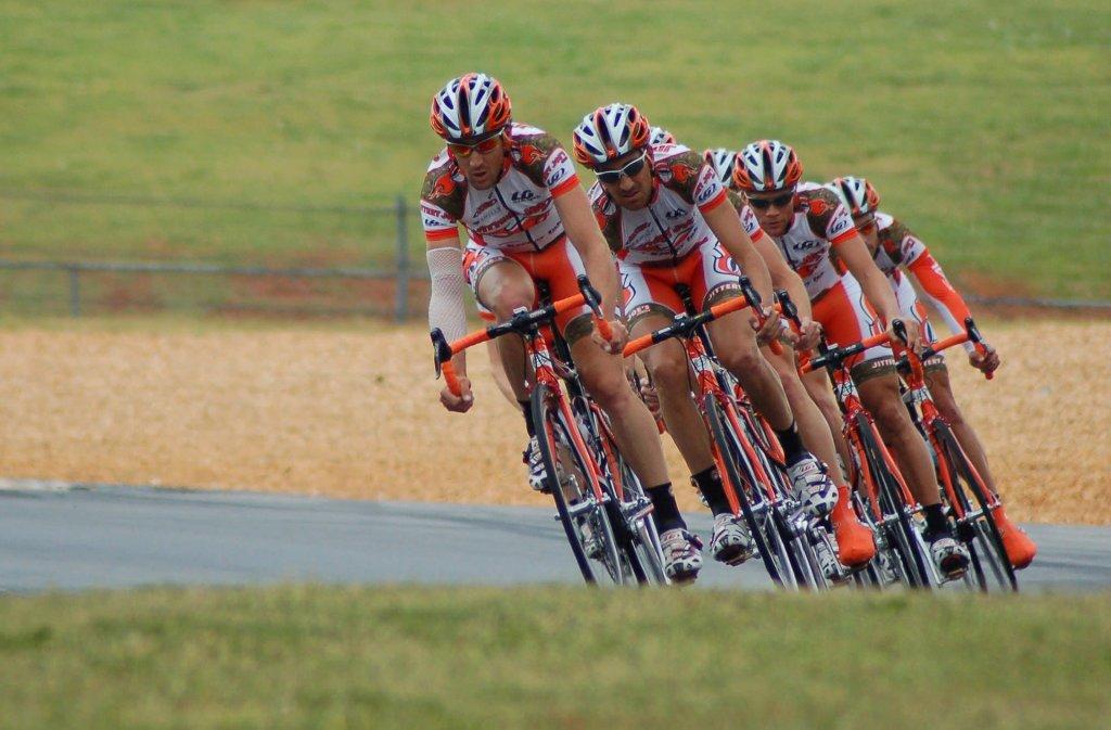 Wielrentocht met Cycling Ambassadors West-Brabant
